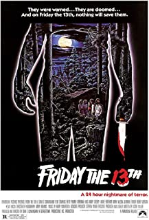 Best friday the 13th movie poster 1980 Reviews