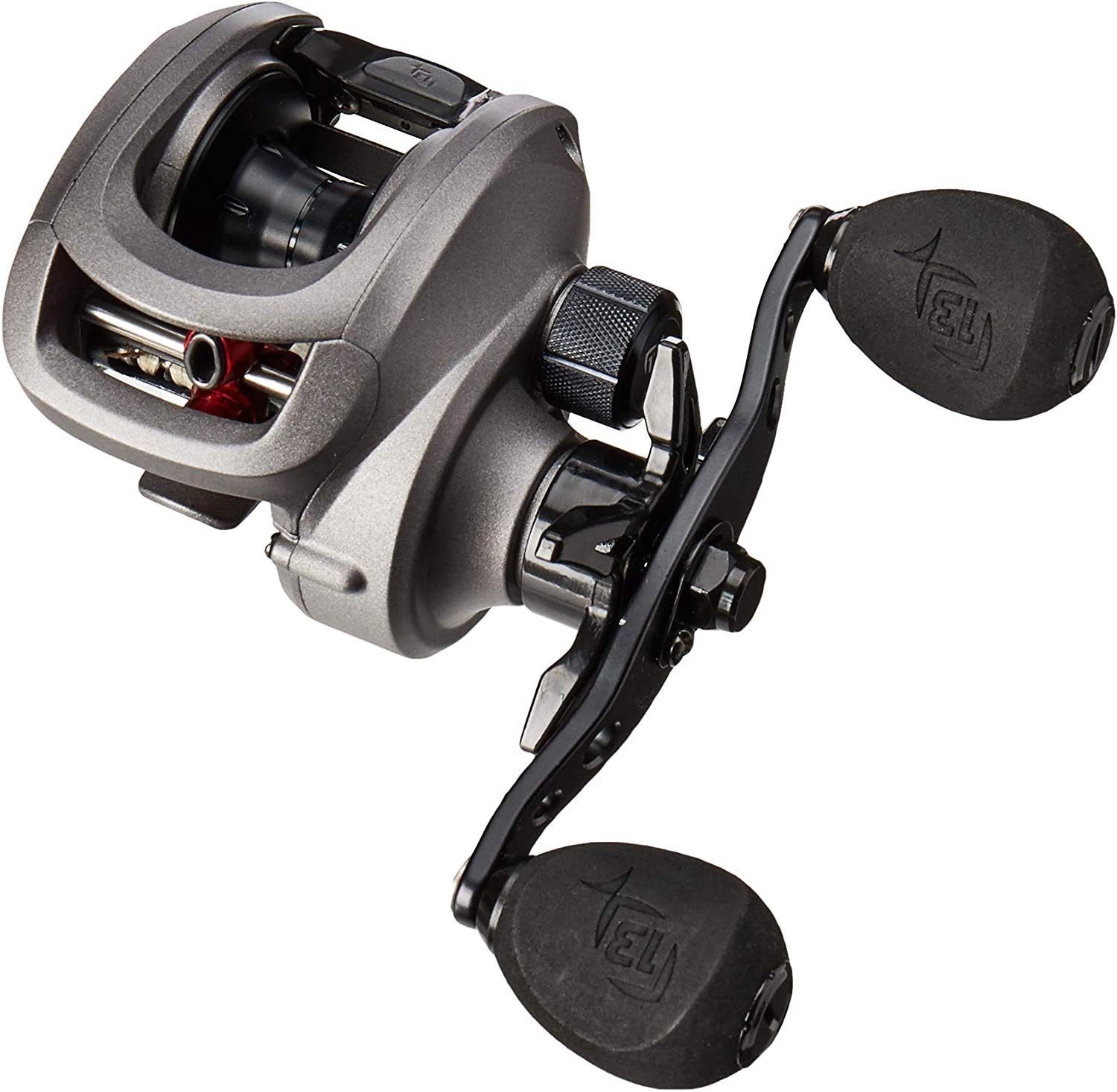 13 Fishing Inception 8.1 1 Gear Ratio Fishing Reel, Mens, 13 FISHING Inception 8.1 1 Gear Ratio LH FreshSalt Reel (IN8.1LH), IN8.1LH, LH, 8.1