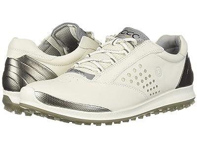ECCO Golf Biom Hybrid 2 Hydromax(r) (White) Women