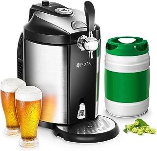Royal Catering Dispensador de Cerveza Tirador de Cerveza con