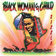 black woman and child sizzla
