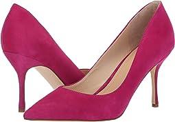 Dark Pink Suede