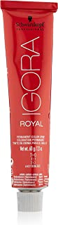 Schwarzkopf Igora Royal 7-0 Medium Blonde Permanent Hair Color 2.1 oz. (60 g) by..
