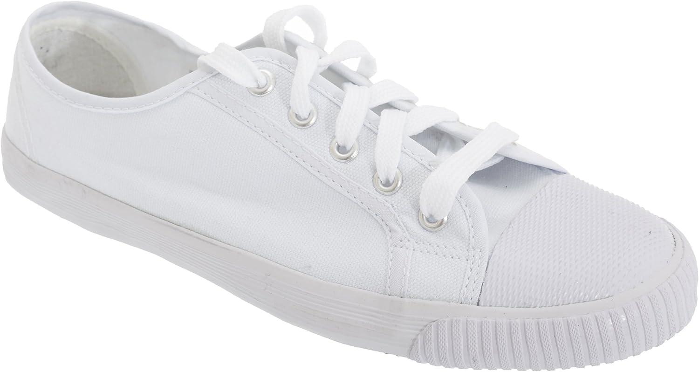 Dek Adults Unisex Lace to Toe White