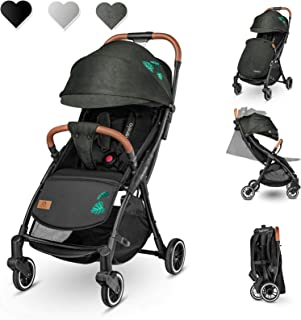 Lionelo Julie One Buggy barnvagn, grön, upp till 22 kg