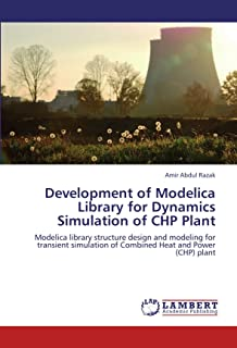 Development of Modelica Library for Dynamics Simulation of CHP Plant: Modelica library structure design and modeling for transient simulation of Combined Heat and Power (CHP) plant