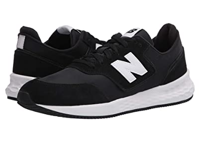 New Balance Classics MSX70v1 (Black/Munsell White) Men