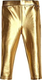 Guess Leggings Bambina Gold