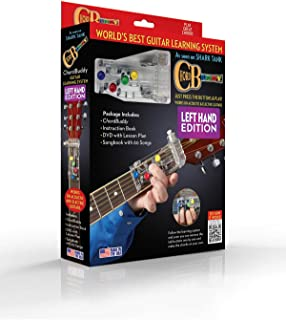 ChordBuddy Left-handed Guitar Learning System