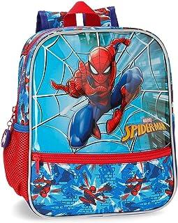 Mochila 28cm Spiderman Street