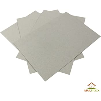 A3 OR A2 100/% RECYCLED THICK 1500 MICRON SOLID GREY CRAFT BOARD 1.5MM. A5 A4