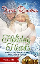 Holiday Hearts: A Sweet and Wholesome Romance Bundle (Volume)