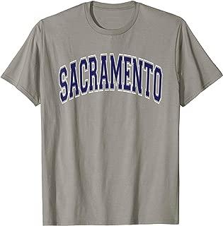 sacramento t shirt