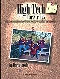 O5473 - High Tech for Strings - Violin best High Tech Books