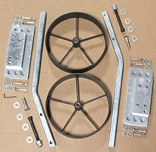 Chicken Coop Wheels