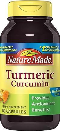 Pastillas De Curcuma Para Reducir La Inflamación Y El Dolor - Poder Curativo Natural - 60