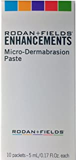 Rodan + Fields ENHANCEMENTS Micro-Dermabrasion Paste, 10 Packets, Factory Sealed