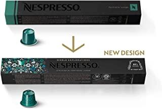 "Nespresso OriginalLine: Fortissio Lungo, 1 Package (20 Capsules) - ""NOT Compatible with VertuolLine"""