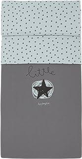 Funda Nordica Minicuna Little Star Azul de Babyclic