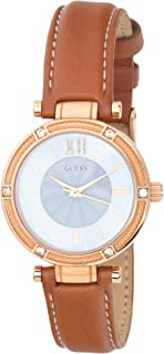 Guess Casual Watch Analog Display Quartz for Women W0838L2