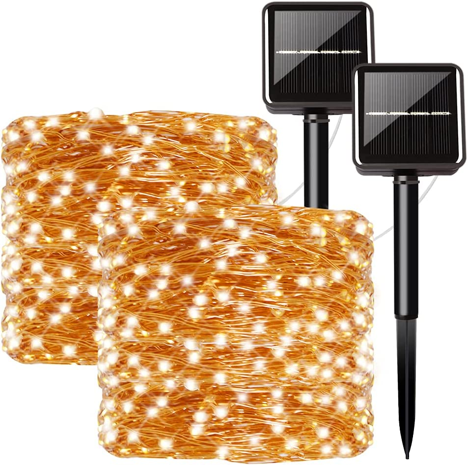 Solar Lowest price challenge Powered String Popular shop is the lowest price challenge Lights Furniture Fairy Patio