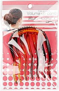 HEROO 发型 梳子 卷发梳 茶色 J565