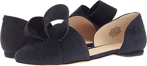 French Navy Isa Suede
