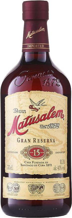 1430 opinioni per Matusalem- Gran Reserva 15, Iconico Rum Scuro Pluripremiato Premium, 70cl