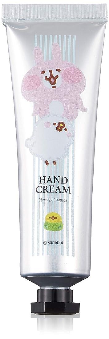 カナヘイの小動物 ピスケ&うさぎ ハンドクリーム 保湿成分配合 ジャスミンの香り 27g ABD-037-002
