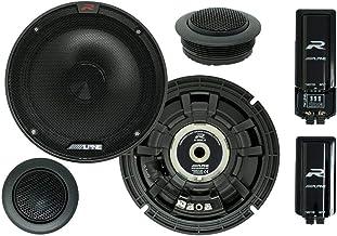 $246 » Alpine R-S65C.2 6.5 Inch Component 2-Way Speakers (Pair) (Renewed)