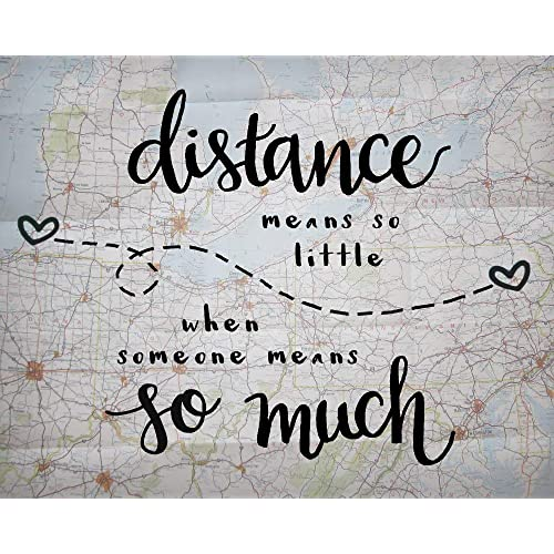 Valentine Quotes For Long Distance Lovers: Long Distance Valentines Day Gifts For Him: Amazon.com