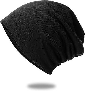 Trendy Stylish Beanie of Quality Knit Fabric, Breathability & Elasticity Skull Cap Hat