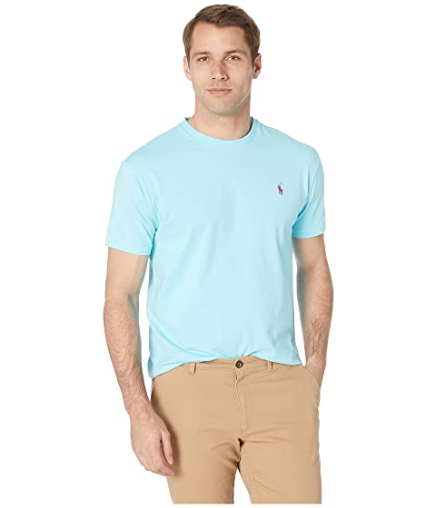 52af3b9e6fc9 Polo Ralph Lauren Short Sleeve Classic Fit Crew Neck Tee at Zappos.com