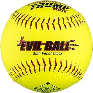 Trump/Evil Sports 1 Dozen ASA Evil Ball 12
