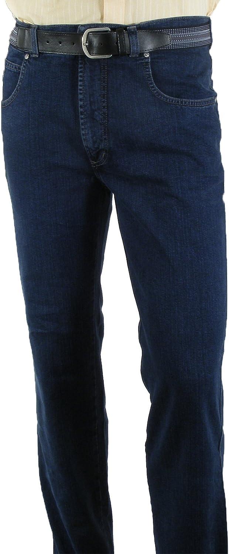 Pionier Men's Jeans Black Black