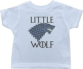 TeeNow - Little Wolf - Game of Thrones Kids/Toddler T-Shirt