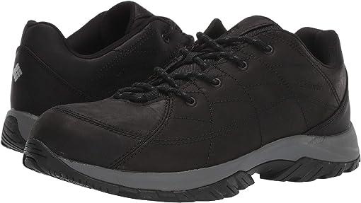 Black/Columbia Grey