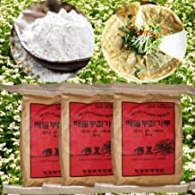 Buckwheat Flour (Korean Buckwheat 31%) 900g x 1 메밀 부침가루