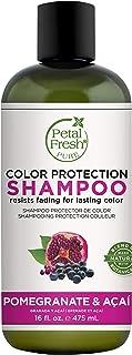 Petal Fresh P Pomegranate & Acai all Hairs Unisex Shampoo, 500 ml
