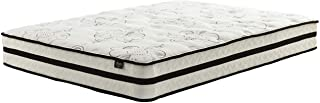 Ashley Chime 10 Inch Medium Firm Hybrid Matress - CertiPUR-US Certified Foam, Queen