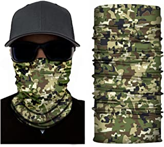 featured product xxiii - Face Mask Shield Protective Balaclava Bandana Microfiber Tube Neck Warmer Multi Use All Purpose Snowboard Ski Air Soft Photography Props
