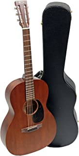 Martin 000-15SM 12 Fret Mahogany Slotted Headstock Acoustic Guitar w/ Case