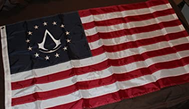 Assassin's Creed 3 III Colonial Flag Limited Collector's Edition