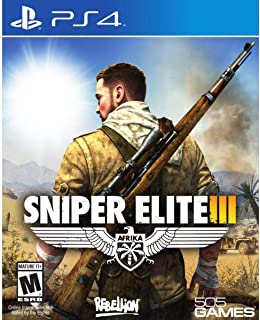 Sniper Elite 3 Collector's Edition by 505 Games (2014) Region 1 - PlayStation 4