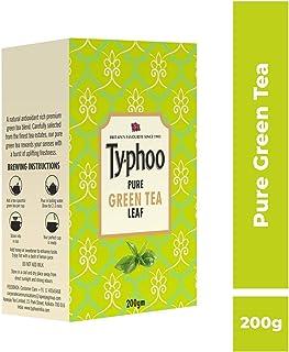 Typhoo Pure Green Tea Leaf Loose (200gm)
