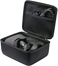 Khanka Hard Travel Case Replacement for Oculus Quest All-in-one VR Gaming Headset
