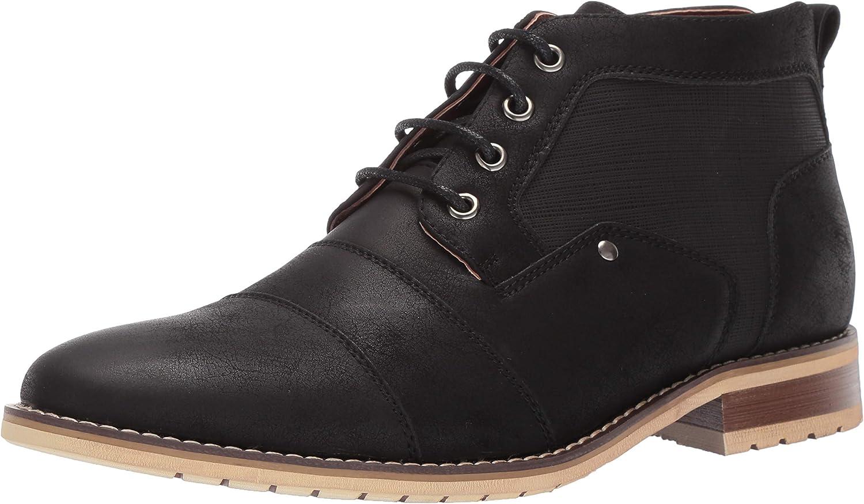 Ferro Aldo Blaine MFA806035 Men's Stylish Mid Top Boots for Word or Casual Wear