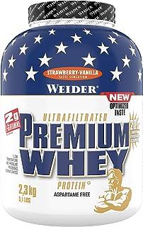 Weider Premium Whey. CFM. 2g