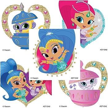 Elena of Avalor Glitter Stickers Prizes 50 per Pack SmileMakers Inc SG/_B01N7UGWEK/_US