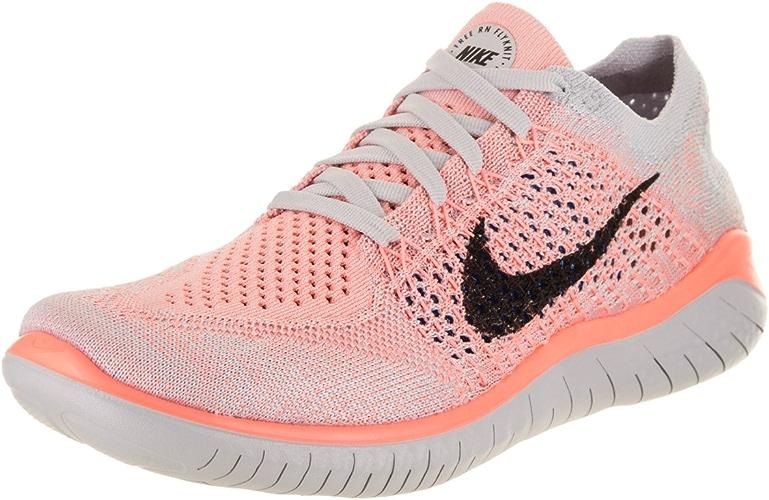 Nike femmes Laufschuh Free Run Flyknit 2018, Chaussures de Running Compétition Femme